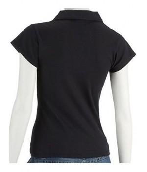 Дамска тениска с яка