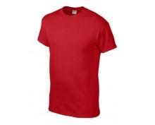 Тениска класическа Anvil-червена