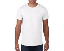 Мъжка, бяла тениска Anvil