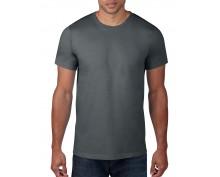 Мъжка тениска Anvil цвят графит