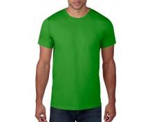 Мъжка тениска Anvil цвят зелена ябълка