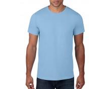 Светло синя мъжка тениска Anvil
