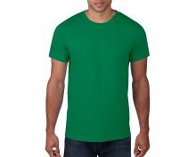 Мъжка тениска Anvil цвят ирландско зелен