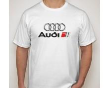 Тениска с печат Audi S4