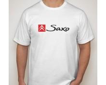 Тениска с печат Citroen Saxo