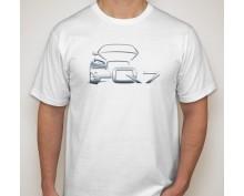 Тениска с печат Audi Q7