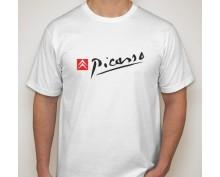 Тениска с печат Citroen Picasso