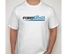 Тениска с печат Ford Fiesta
