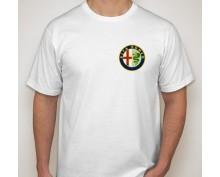 Тениска с щампа Alfa Romeo