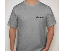Тениска с печат Audi