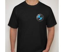 Тениска с печат BMW