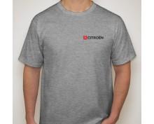 Тениска с печат Citroen-001
