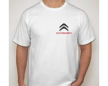 Тениска с печат Citroen-002