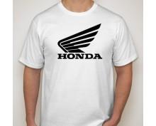 Тениска с печат Honda