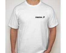 Тениска с печат Mazda-3