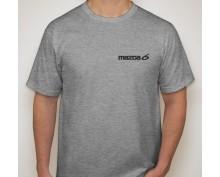 Тениска с печат Mazda-6
