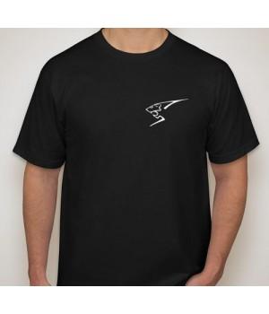 Тениска с печат Peugeot