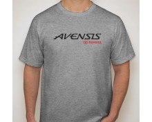 Тениска с печат Toyota Avensis
