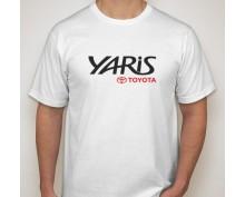 Тениска с печат Toyota Yaris