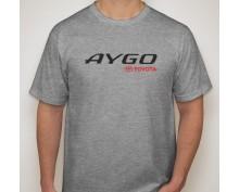 Тениска с печат Toyota Aygo