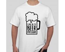 Тениска Beer Presure
