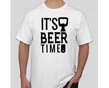 Тениска It's beer time