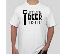Тениска Beer Taster