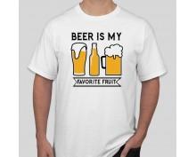 Тениска Beer favourite fruit