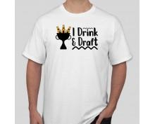 Тениска Drink and Draft