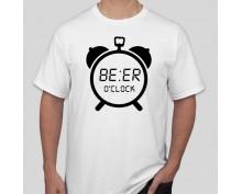 Тениска Beer o'clock