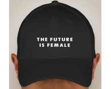 Шапка The future is female