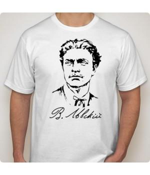 Мъжка тениска с щампа Апостола