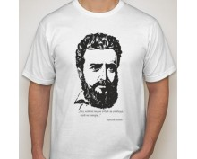 Мъжка тениска с щампа Ботев