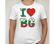 Be Bg T-shirt 09 L