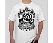 Тениска 50 Aniversary