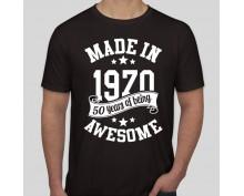 Тениска made in 1970