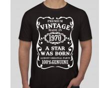 Тениска Vintage 1970