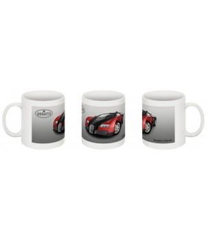 Чаша Bugatti veyron