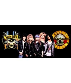 Чаша Guns & Roses