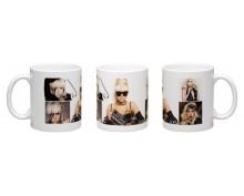 Чаша Lady Gaga