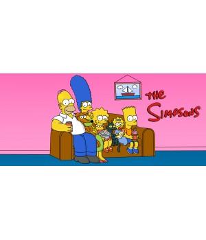 Чаша Семейство Симпсън
