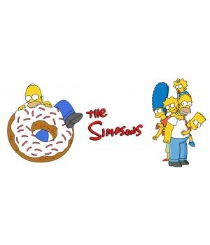 Чаша Семейство Симпсънс-2