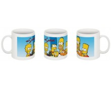 The Simpsons-3 mug