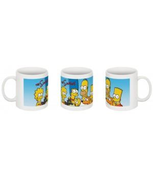 Чаша Семейство Симпсънс-3
