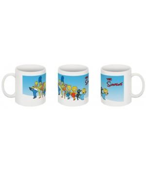 Чаша Семейство Симпсънс-4