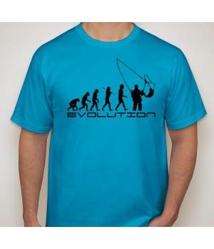Тениска риболовна Fishing evolution