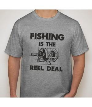 Тениска риболовна 02