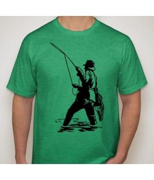 Тениска риболовна 05