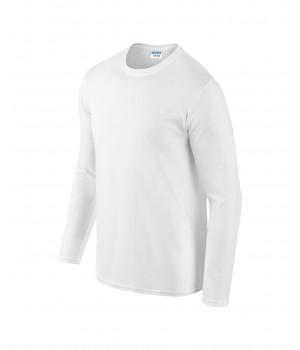 Мъжка тениска Gildan дълъг ръкав