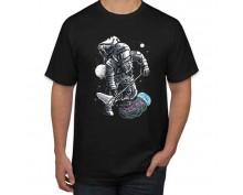 Men life style  Astronaut Jellyfish